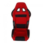 Sedačka Racing Red-Black - športová