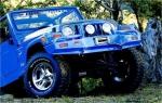 ARB nárazník predný  - pracovný Jeep Wrangler TJ