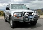 ARB nárazník predný - pracovný Mitsubishi Pajero / Montero 2000