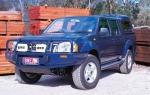 ARB nárazník predný  - pracovný Nissan Navara / Pick up D-22 (02