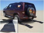 Bushranger - výjazdový pás 1,5 m