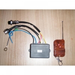 Diaľkové ovládanie bezdrôtové na ATV navijaky