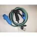 Sprcha outdoor modrá 12V - prenosná