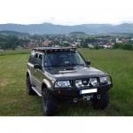Strešný nosič Nissan Patrol Y60 krátky