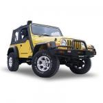Zvýšené sanie Safari - Jeep wrangler