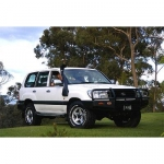 Zvýšené sanie Safari Land Cruiser 100 98+ I Lexus